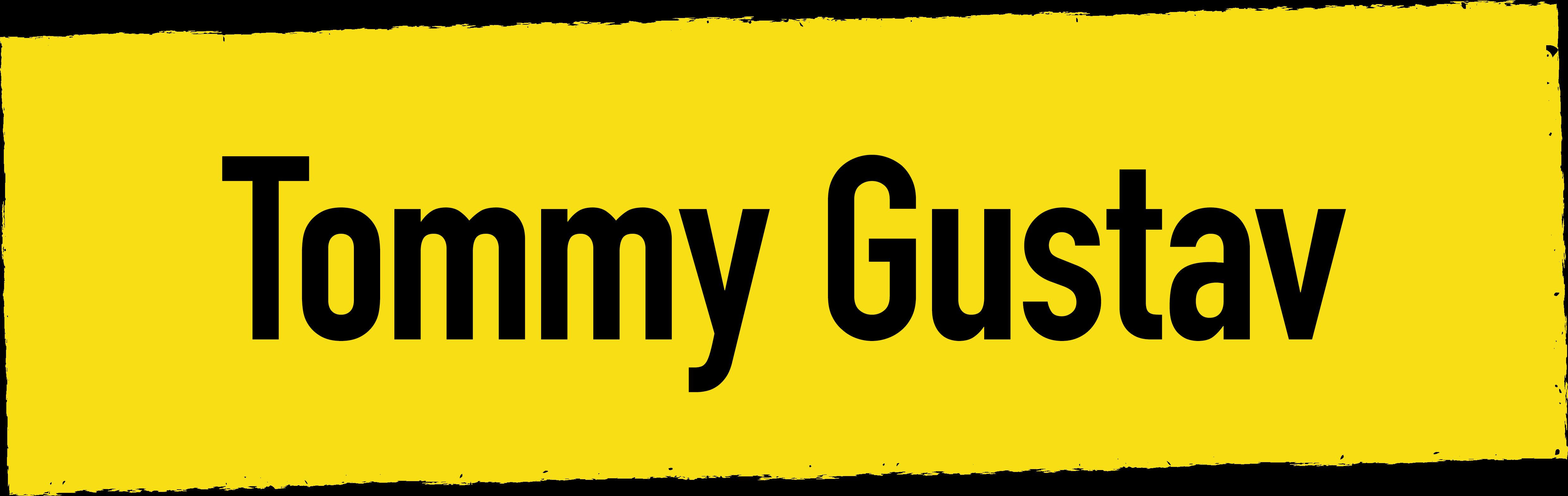 Tommy Gustav