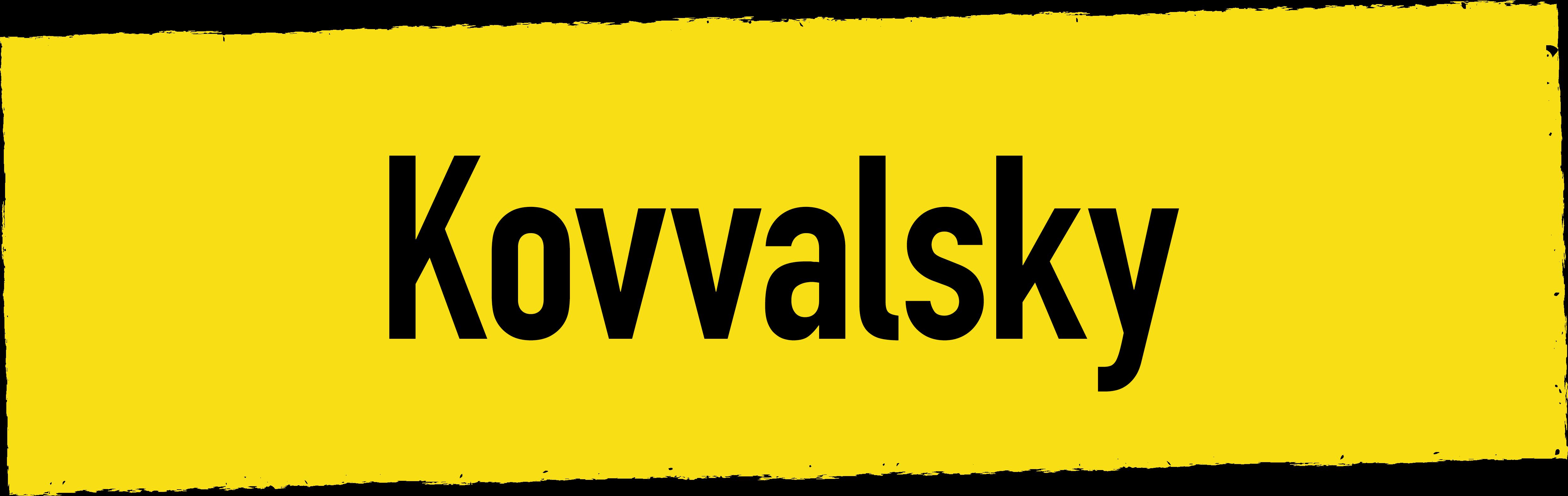 KOVVALSKY